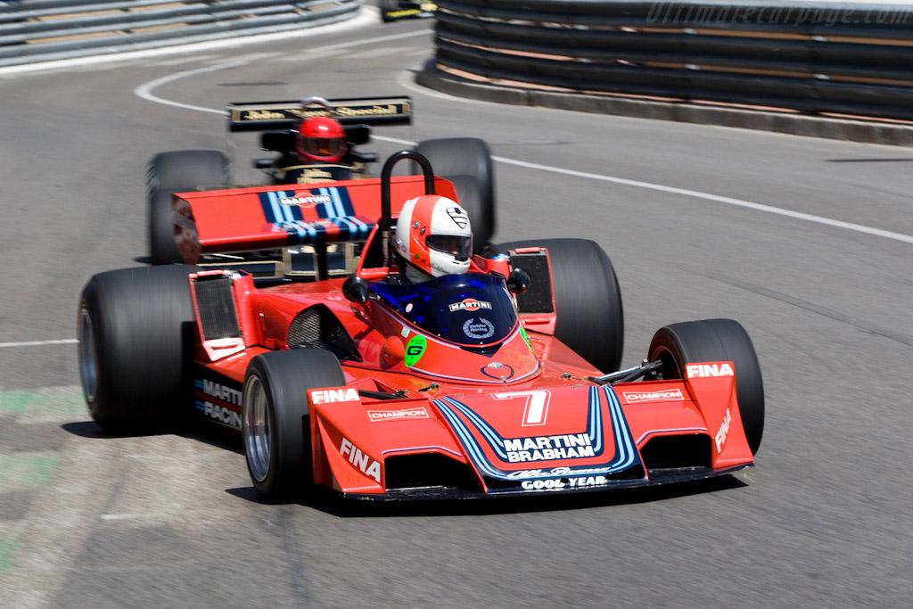 Brabham BT45 Alfa Romeo - Chassis: BT45-2   - 2008 Monaco Historic Grand Prix