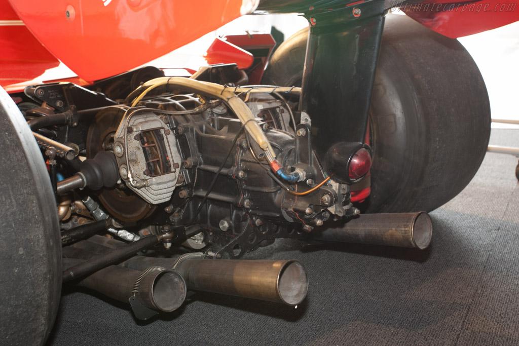 Brabham BT45 Alfa Romeo - Chassis: BT45-1   - The Louwman Museum