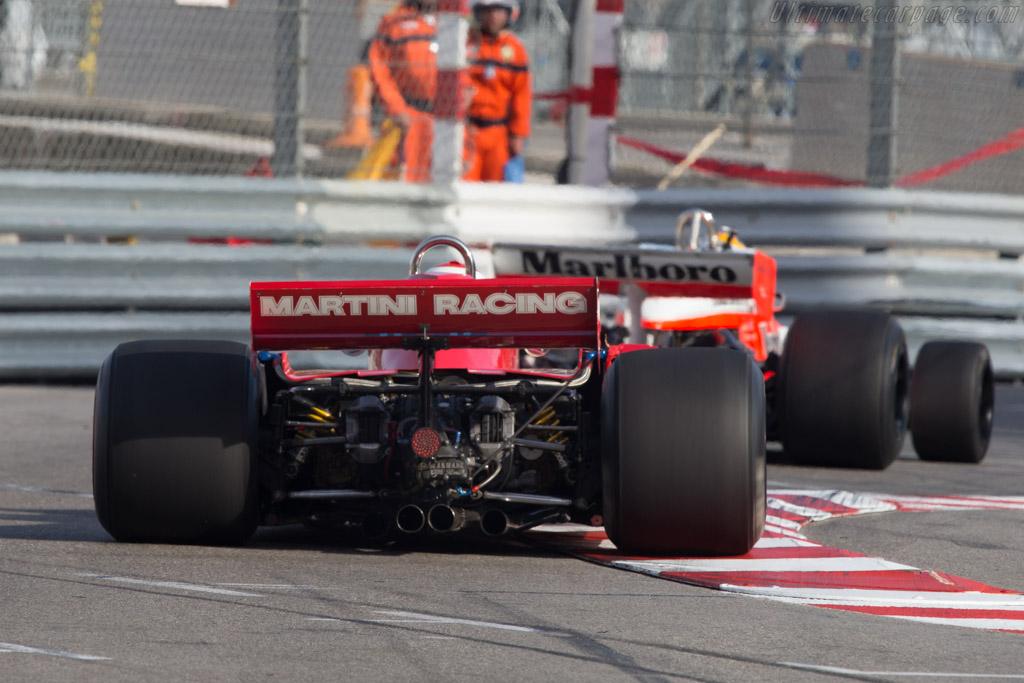Brabham BT45 Alfa Romeo - Chassis: BT45-2   - 2014 Monaco Historic Grand Prix