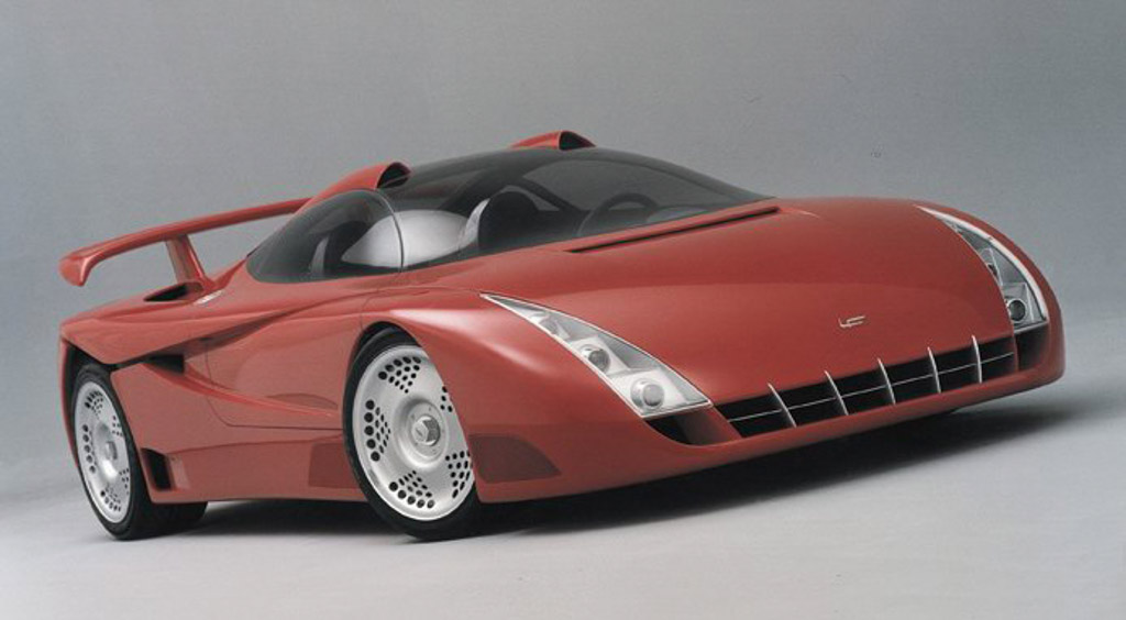Click here to open the Fioravanti F100 Concept gallery