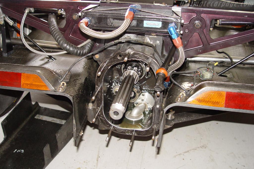 Jaguar XJR-17