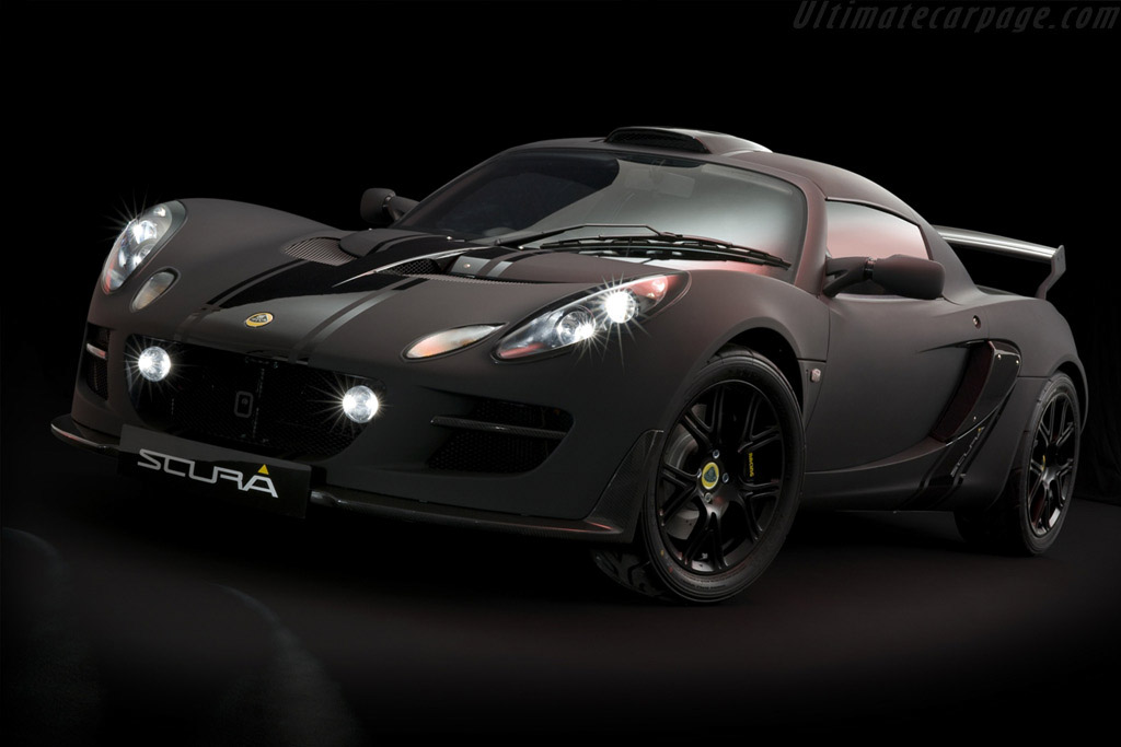 Click here to open the Lotus Exige Scura gallery
