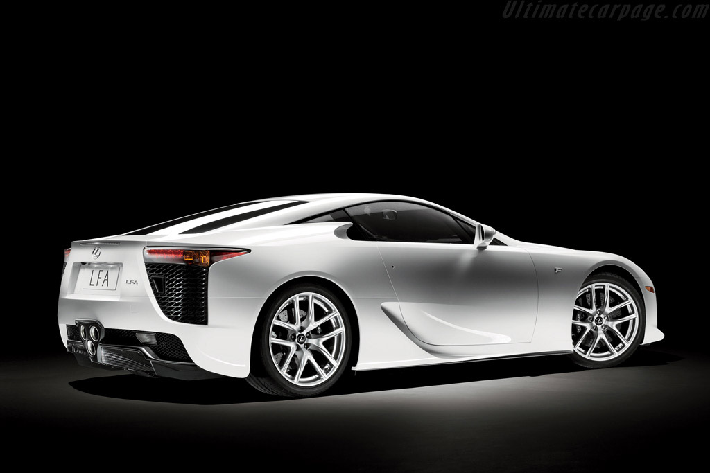 Lexus Company Car
