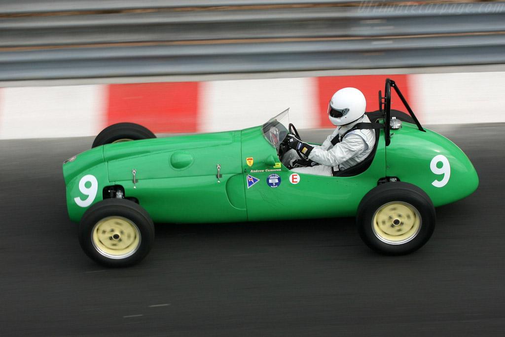 Cooper T23 Bristol Mk II - Chassis: CB/4/53   - 2006 Monaco Historic Grand Prix