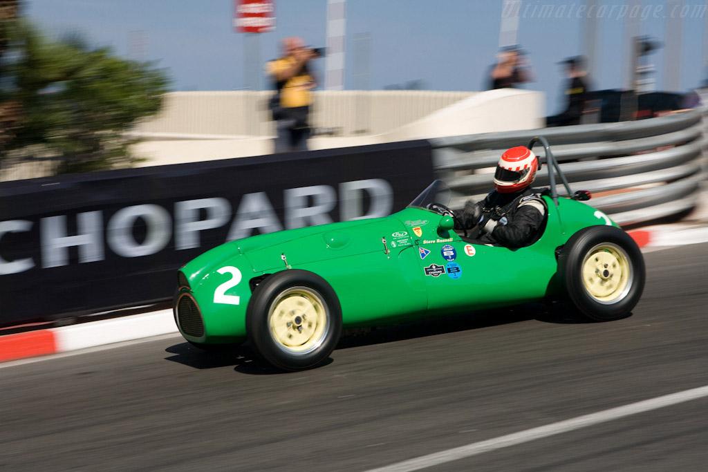 Cooper T23 Bristol Mk II - Chassis: CB/4/53   - 2008 Monaco Historic Grand Prix