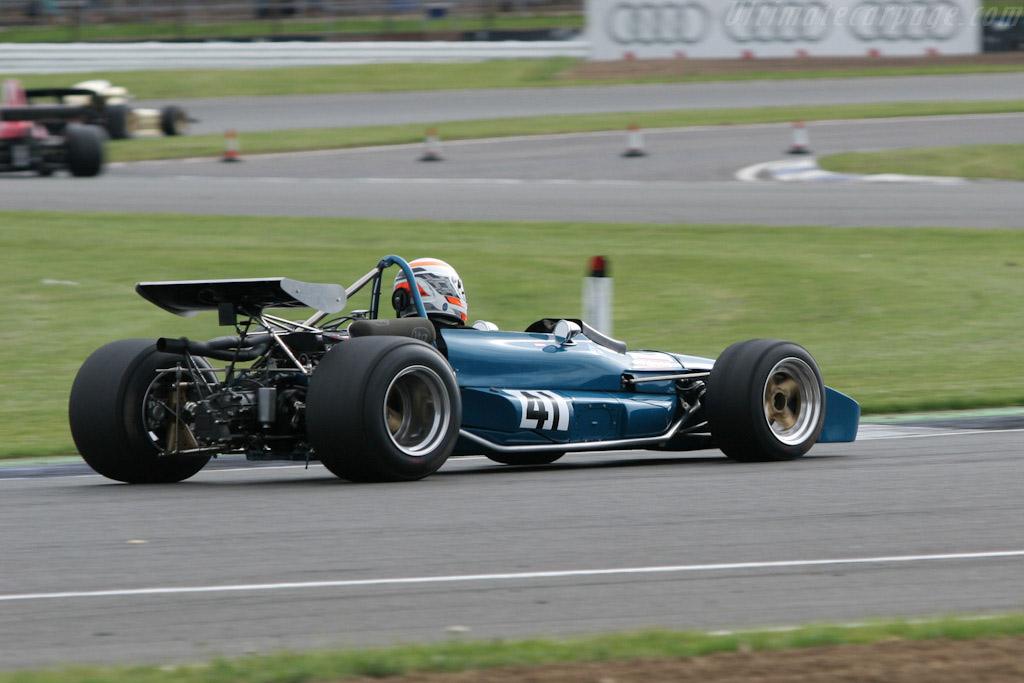 Tecno 71 F2 - Chassis: 71/2/8  - 2005 Silverstone Classic