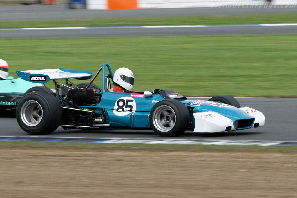 Tecno 70 F2 - Chassis: T00810   - 2005 Silverstone Classic