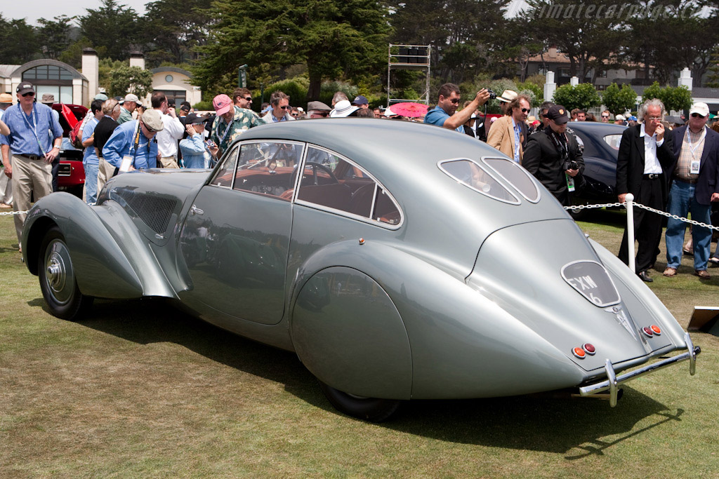 Bentley 4¼ Litre 'Embiricos' Special - Chassis: B-27-LE   - 2009 Pebble Beach Concours d'Elegance