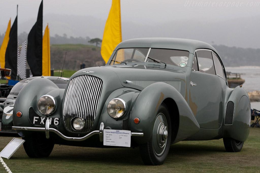 Bentley 4¼ Litre 'Embiricos' Special - Chassis: B-27-LE   - 2009 Pebble Beach Concours d'Elegance