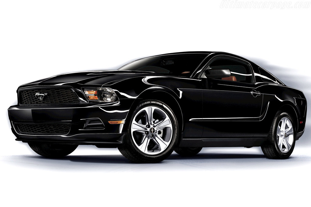 Click here to open the Ford Mustang gallery