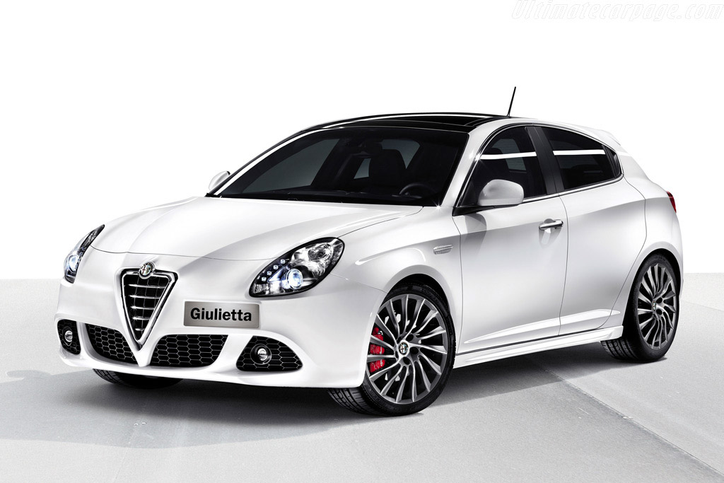 Click here to open the Alfa Romeo Giulietta gallery