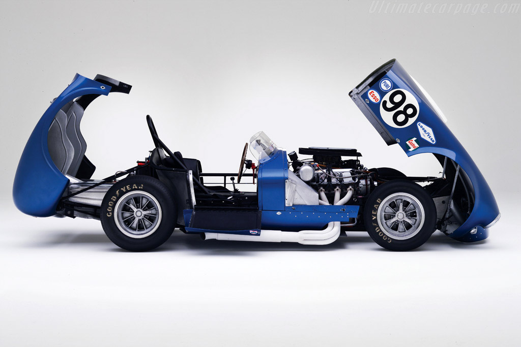 AC Shelby Cobra 427 'Flip-Top'