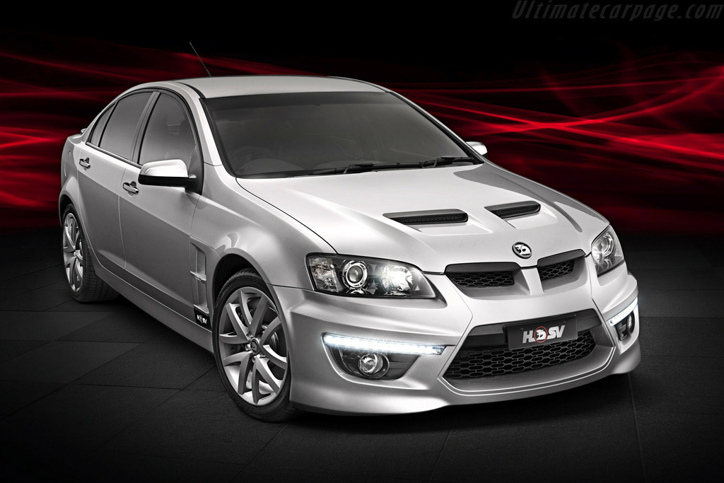 Click here to open the HSV Clubsport GXP gallery