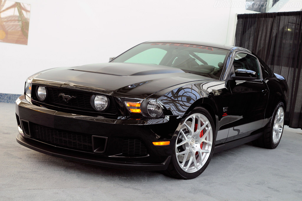 Click here to open the Steeda Q550 Mustang gallery
