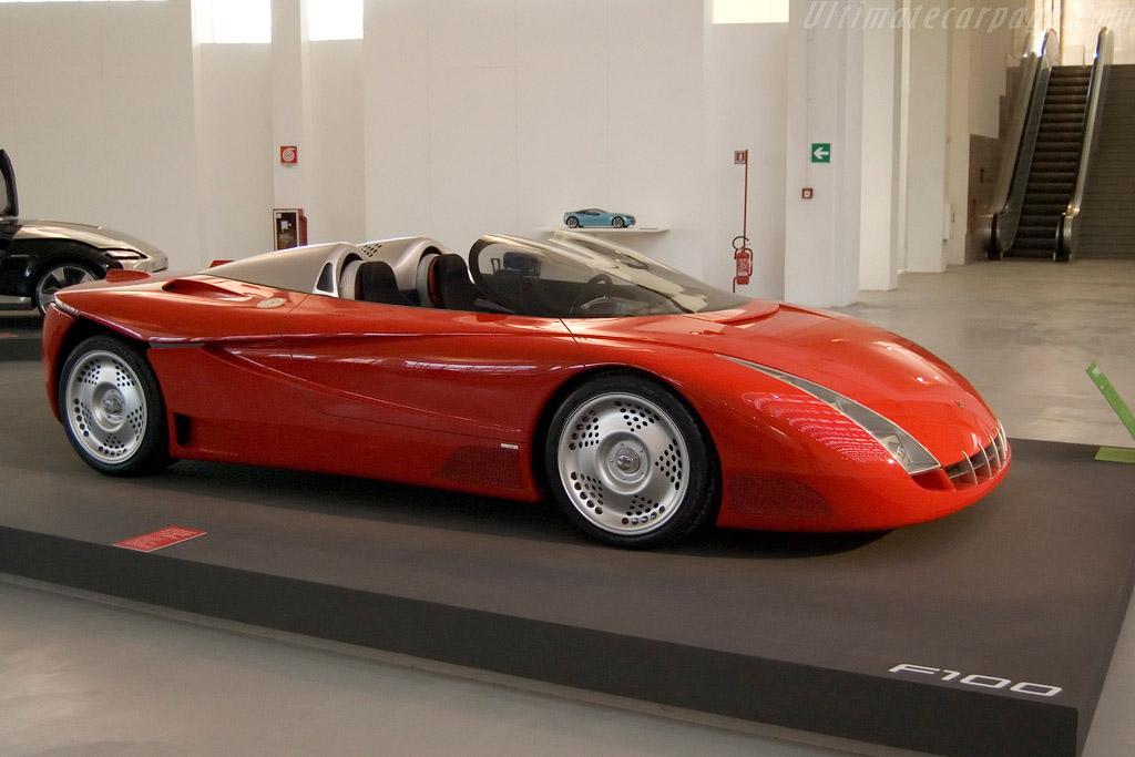 Fioravanti F100r Concept
