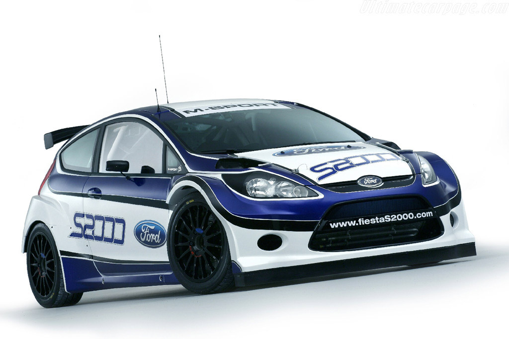 Click here to open the Ford Fiesta S2000 gallery