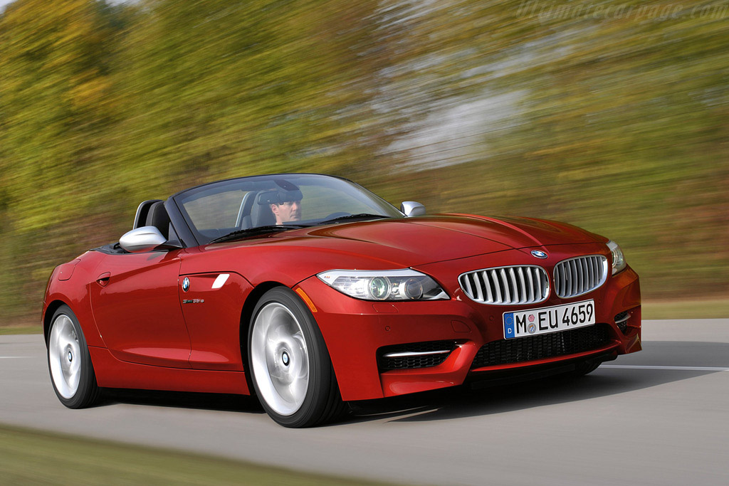 Click here to open the BMW E89 Z4 sDrive35is gallery