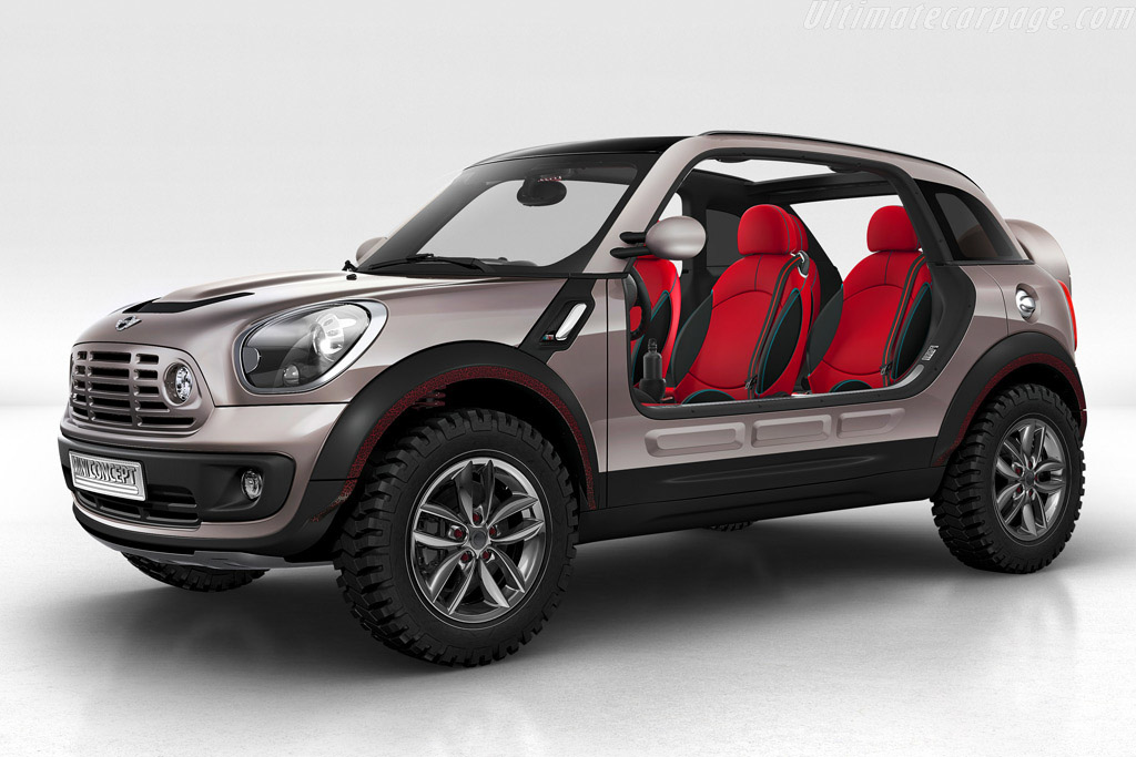 Click here to open the MINI Beachcomber Concept gallery