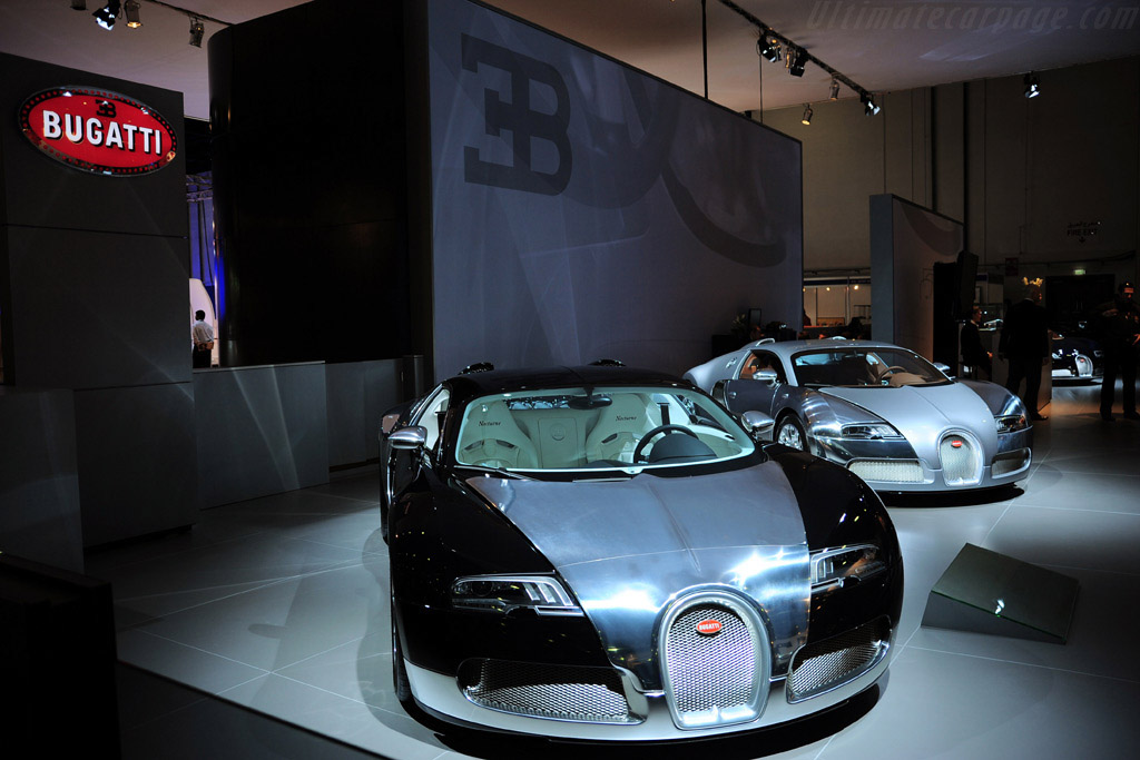 Click here to open the Bugatti Veyron 16.4 Nocturne gallery