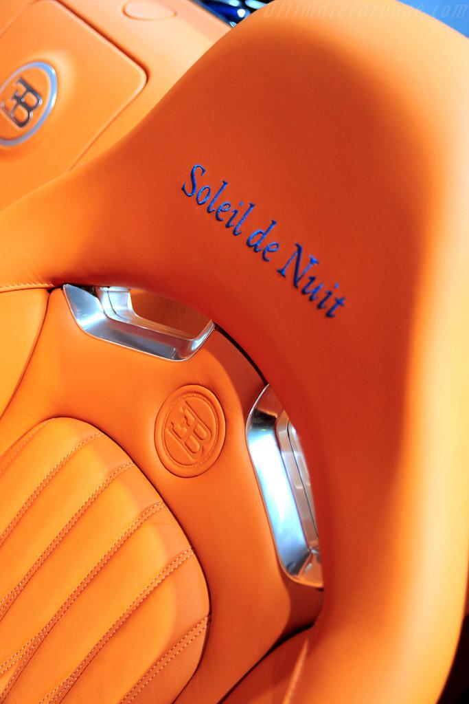 Bugatti Veyron 16 4 Grand Sport Soleil De Nuit