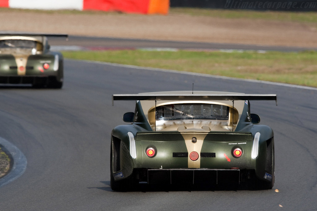 Morgan Aero Supersports Gt3 Chassis 100 2009 Fia Gt