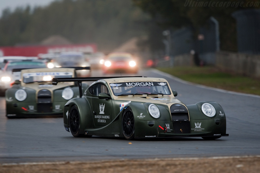 2009 2010 Morgan Aero Supersports Gt3 Images