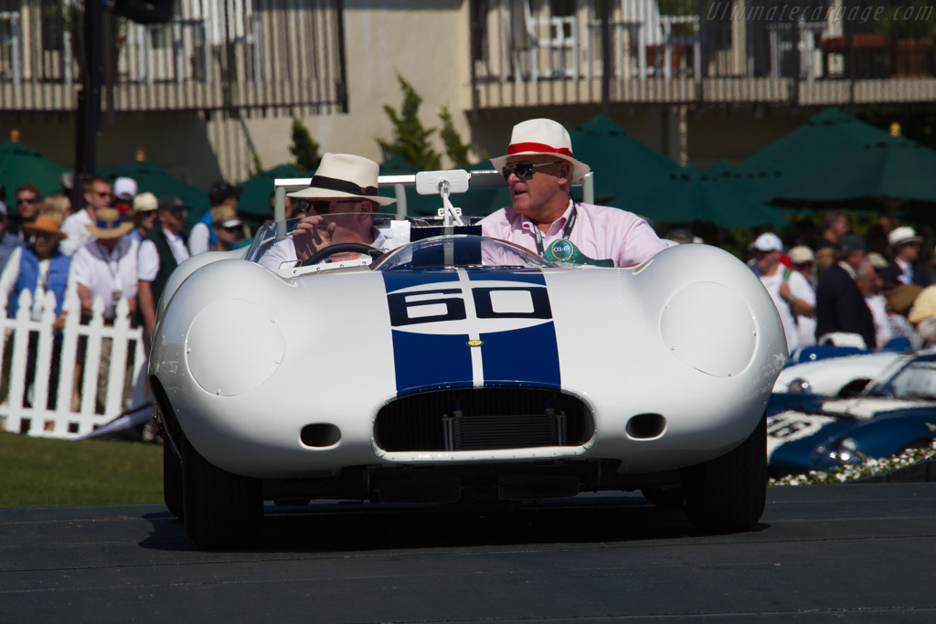 Lister Costin Jaguar - Chassis: BHL 123   - 2015 Pebble Beach Concours d'Elegance