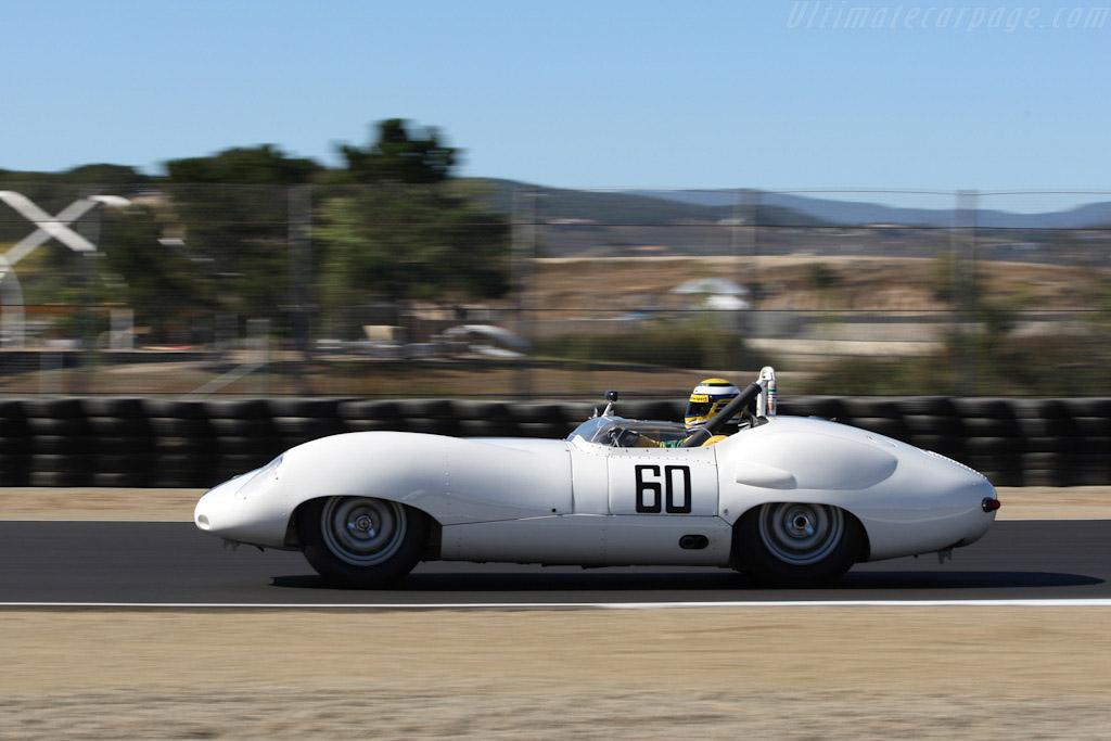 Lister Costin Jaguar - Chassis: BHL 123  - 2007 Monterey Historic Automobile Races