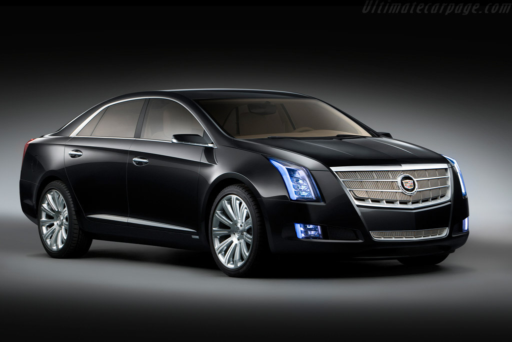 Click here to open the Cadillac XTS Platinum Concept gallery