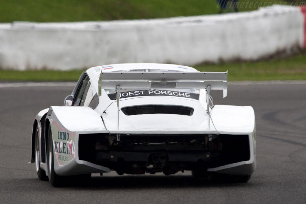 Porsche 935/81 'Moby Dick' - Chassis: JR-001  - 2009 Le Mans Series Spa 1000 km