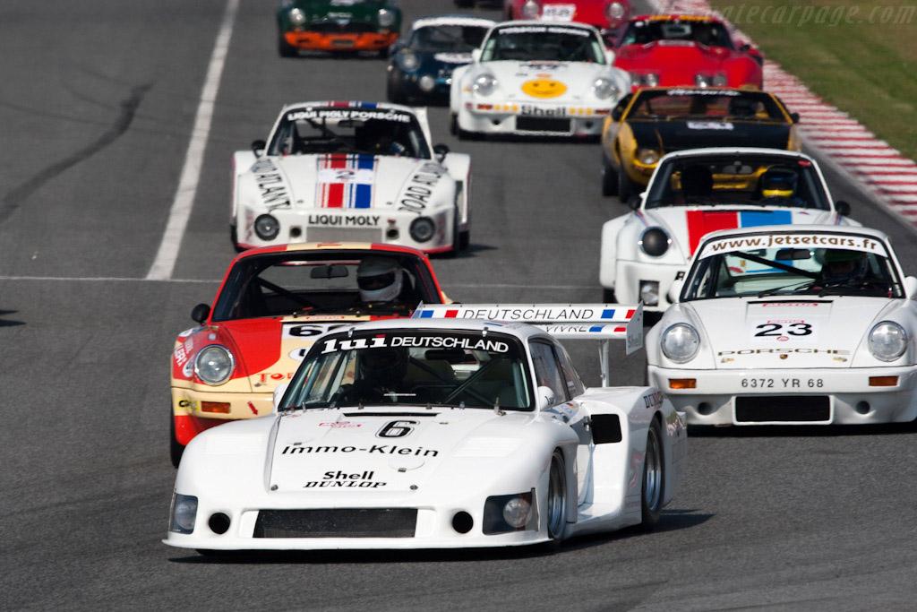 Porsche 935/81 'Moby Dick' - Chassis: JR-001  - 2009 Le Mans Series Catalunya 1000 km