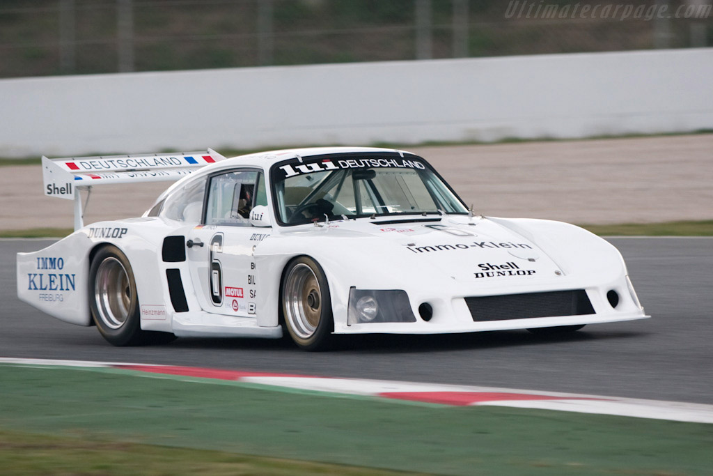 1981 Porsche 935/81 'Moby Dick' - Images, Specifications and Information