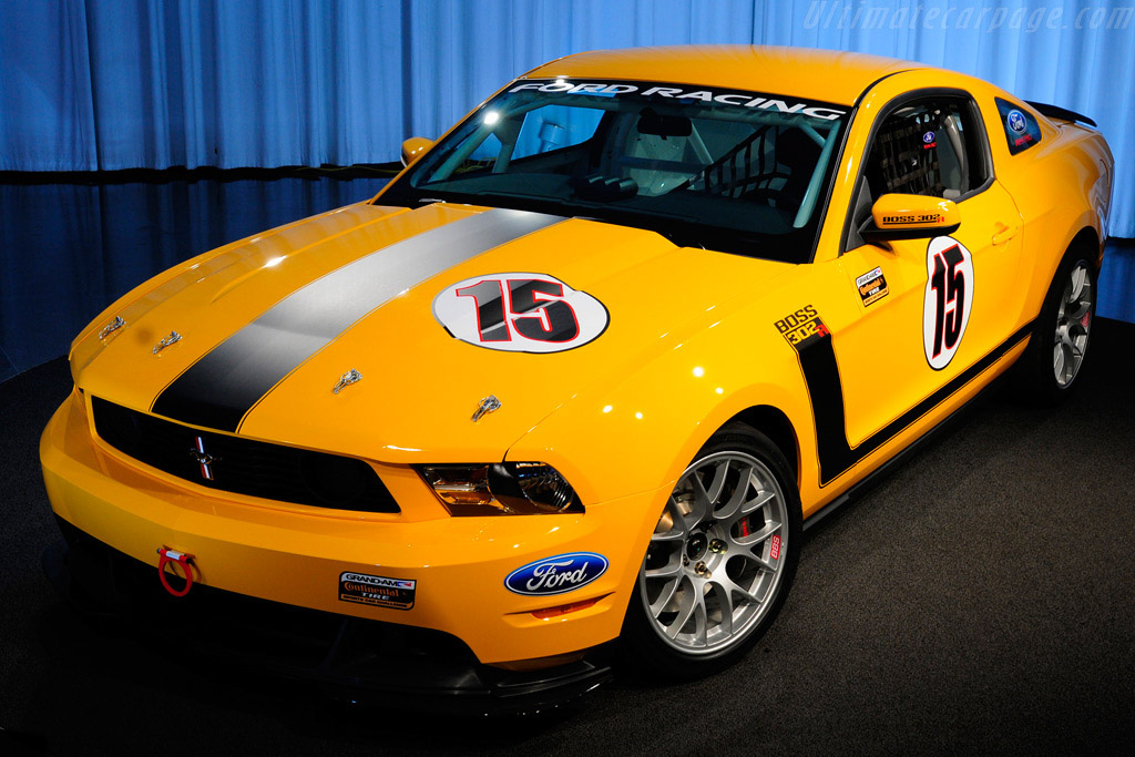 Click here to open the Ford Mustang BOSS 302R gallery