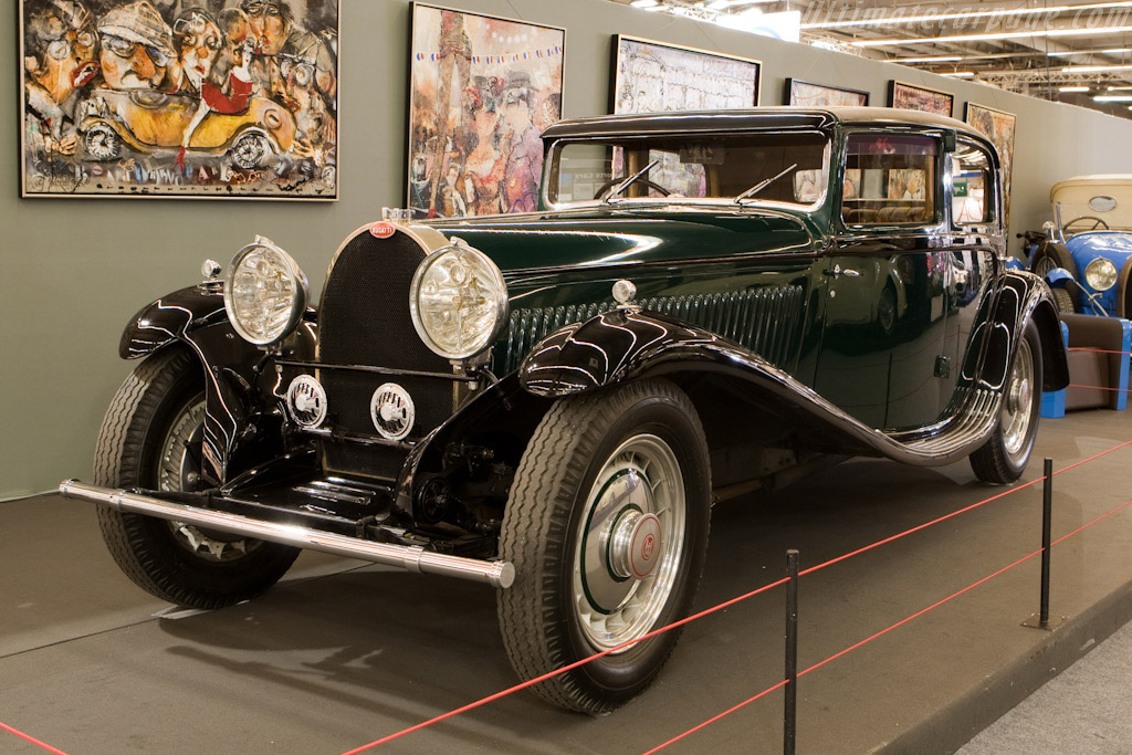 Click here to open the Bugatti Type 46 Freestone & Webb Sports Saloon gallery
