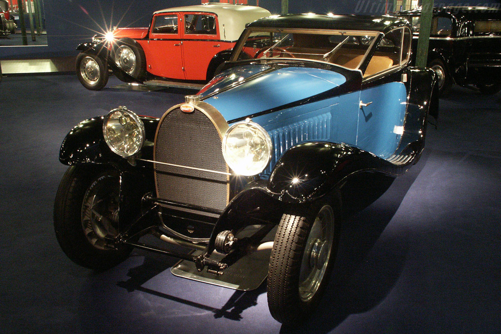 Bugatti Type 46 Coupé Superprofilée