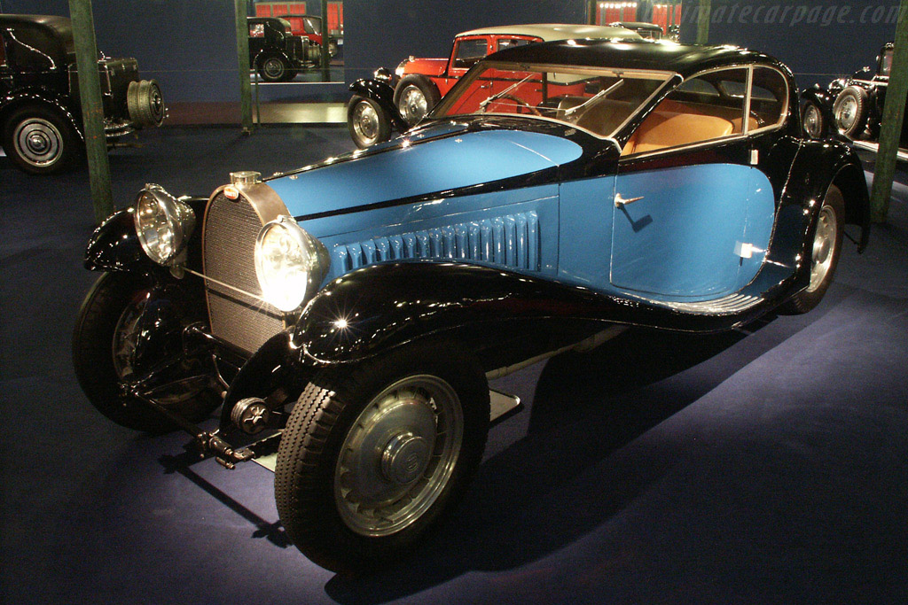 Click here to open the Bugatti Type 46 Coupé Superprofilée gallery