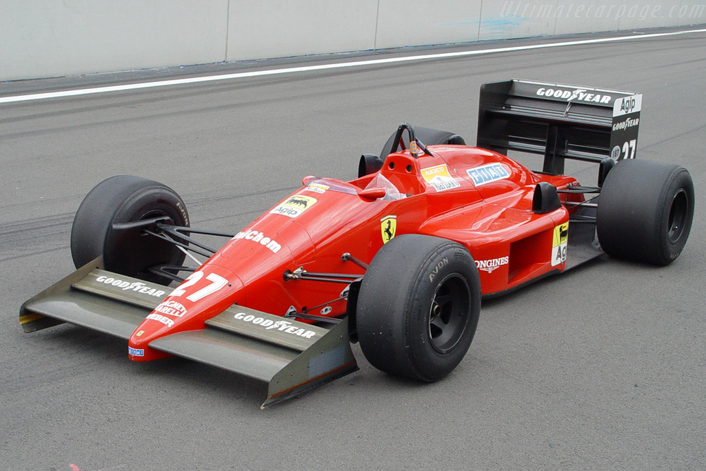 Click here to open the Ferrari F1-87/88C gallery
