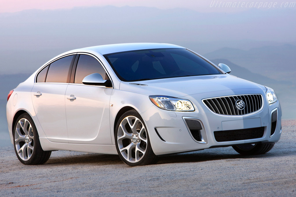 Click here to open the Buick Regal GS gallery
