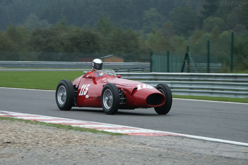 Click here to open the Maserati 250F gallery