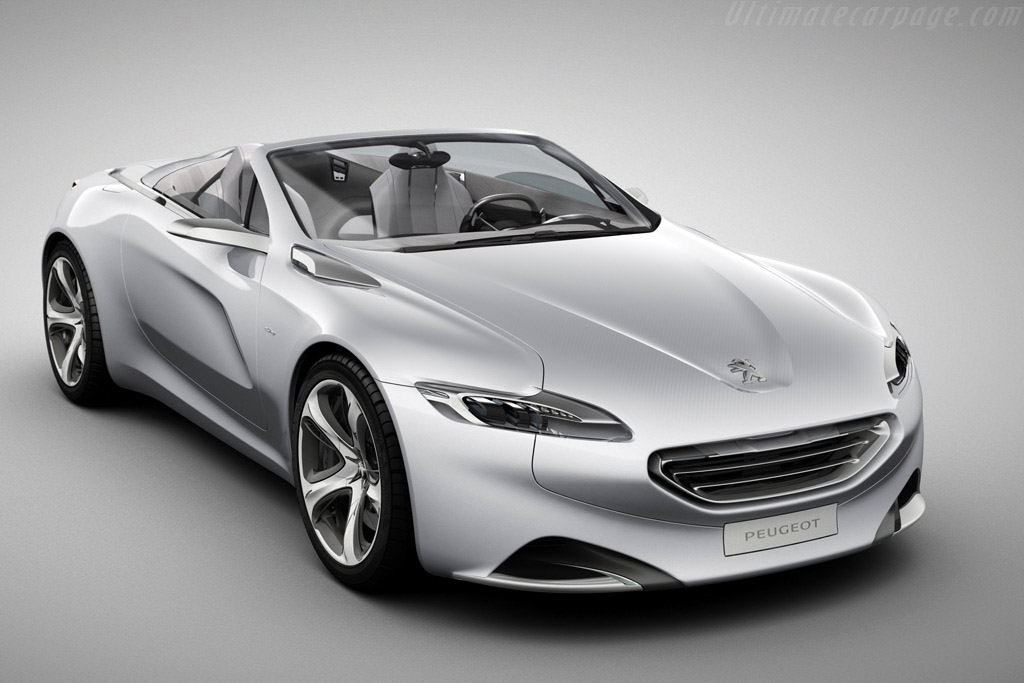 Click here to open the Peugeot SR1 Concept gallery
