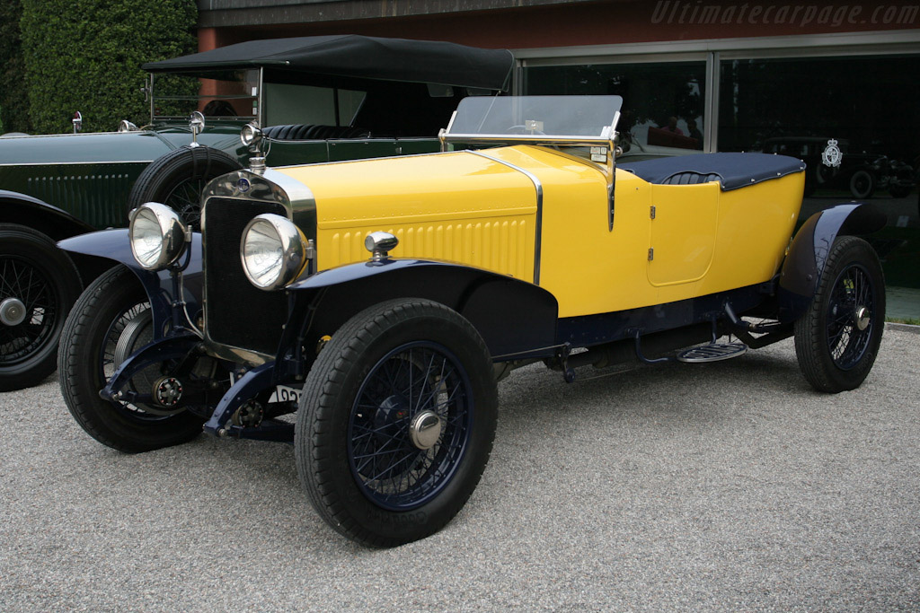 Click here to open the Delage CO2 Grand Sport Torpedo Tourer gallery