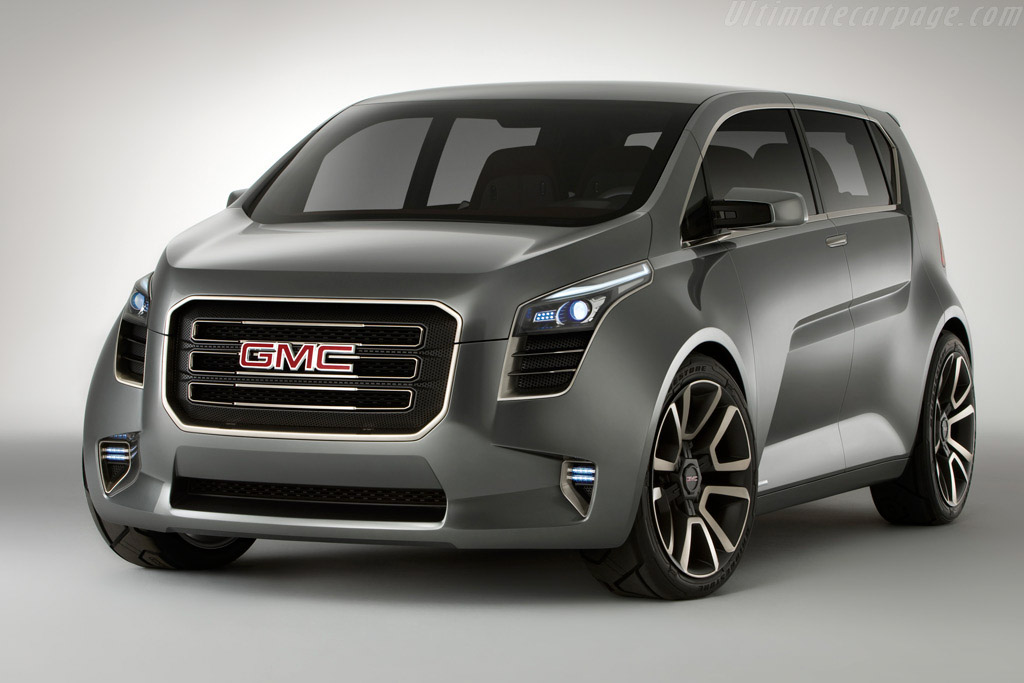 Click here to open the GMC Granite Concept gallery