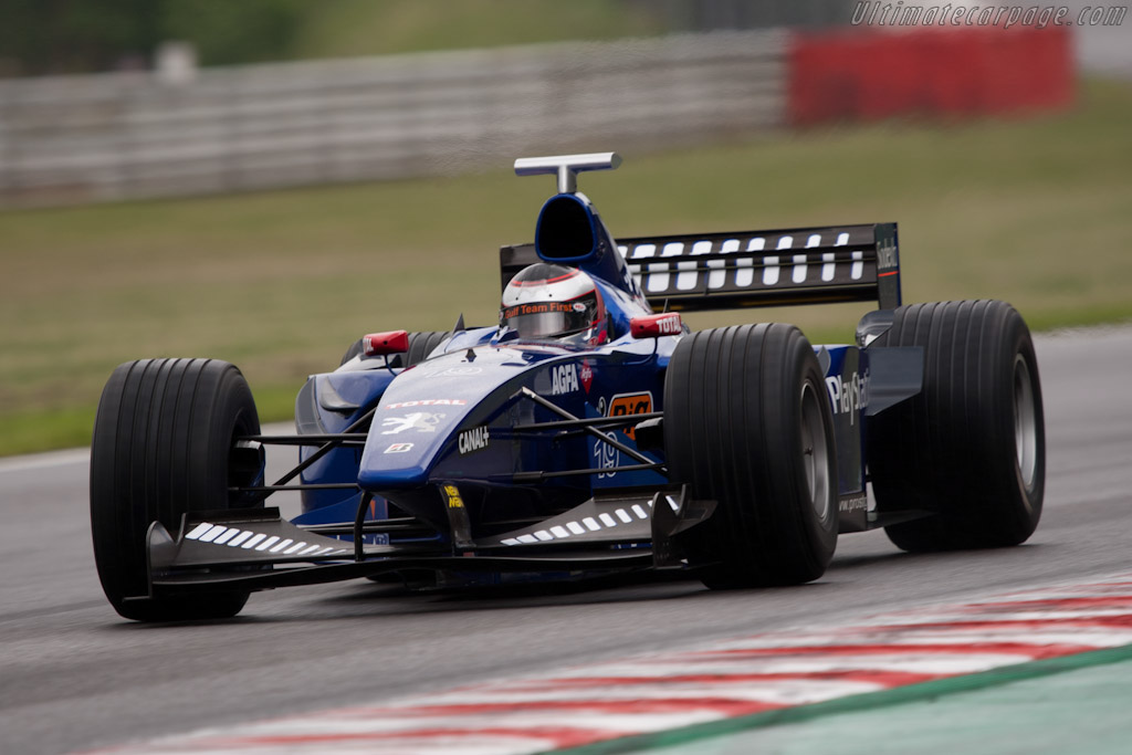 Prost AP02 Peugeot - Chassis: AP02/7   - 2011 Spa Classic
