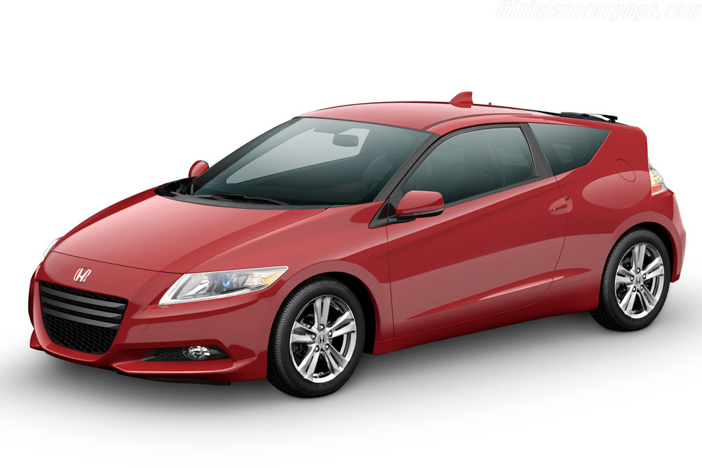 Click here to open the Honda CR-Z gallery