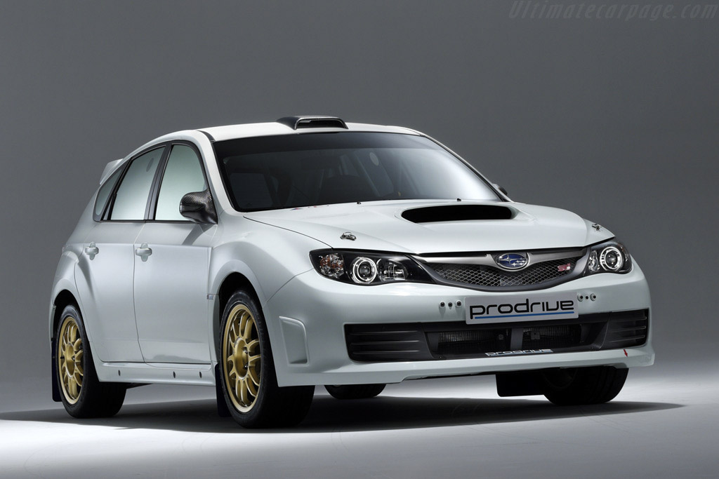 Click here to open the Subaru Impreza N2010 gallery