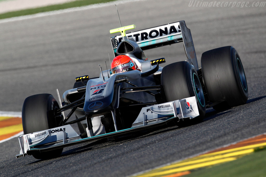 Click here to open the Mercedes-Benz W01 gallery