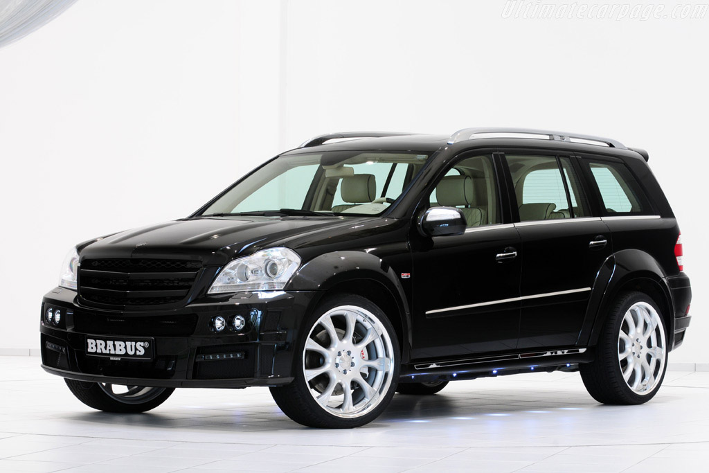 Click here to open the Brabus GL 63 Biturbo gallery