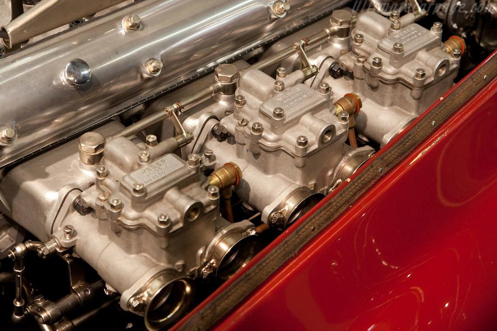 Nardi-Danese Alfa Romeo Roadster - Chassis: 948-11  - 2010 Retromobile