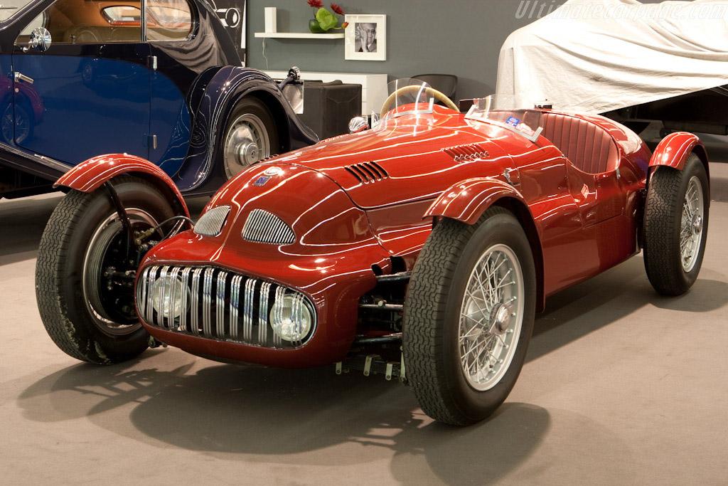 1948 Nardi-Danese Alfa Romeo Roadster - Chassis 948-11 ...