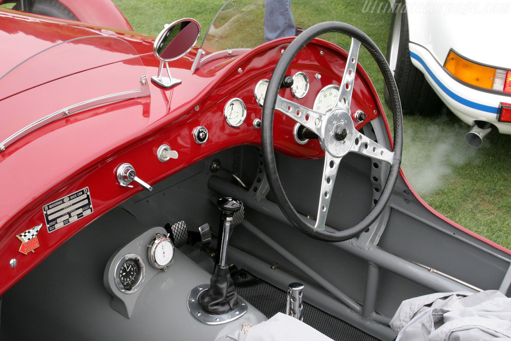 Nardi-Danese Alfa Romeo Roadster - Chassis: 948-05   - 2006 The Quail, a Motorsports Gathering